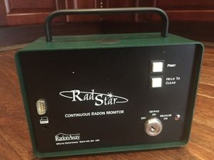 SafeAir Radon Testing Services Wooodstock GA